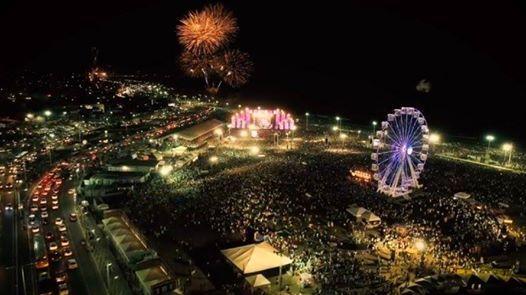 Festival da Virada - Reveillon de Salvador 2019