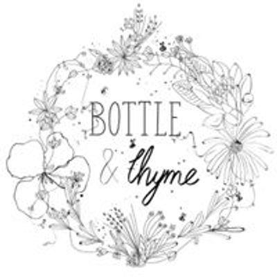 Bottle & Thyme
