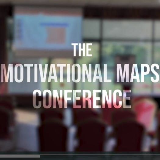 UK Motivational Maps Conference - 17th October 2019 by Aspirin Business