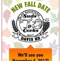 Grace Davis Ag Booster Suds &amp Corks Dinner and Tasting