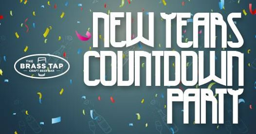 New Years Countdown Party