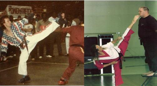 grand master eddie thomas seminar at shanaki martial arts