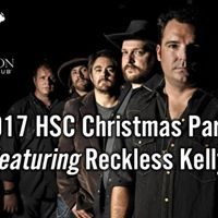 2017 HSC Christmas Party featuring Reckless Kelly