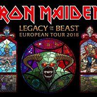 Iron Maiden I Genve - officiel