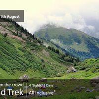 Beas Kund Trek - Into the valleys Of Manali