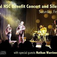 2nd Annual HSC Benefit Concert and Silent Auction