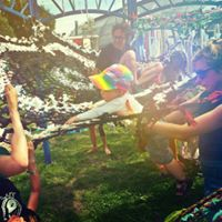 Textile Hunters in Baumhaus - Hammock Making Workshop