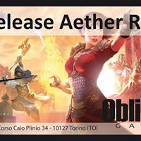 Prerelease Magic Rivolta dellEtere