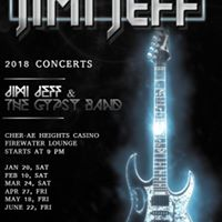 Cher-Ae Heights Casino with Jimi Jeff