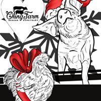 Ching Farm Holiday Tattoo Fundraiser