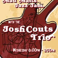 JAZZ JAM with Josh Couts Trio