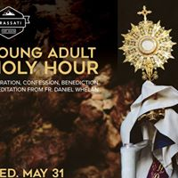Young Adult Holy Hour