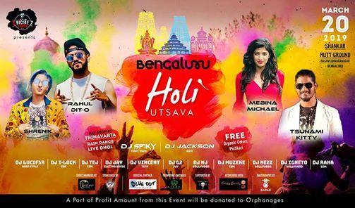 Bengaluru Holi Utsava
