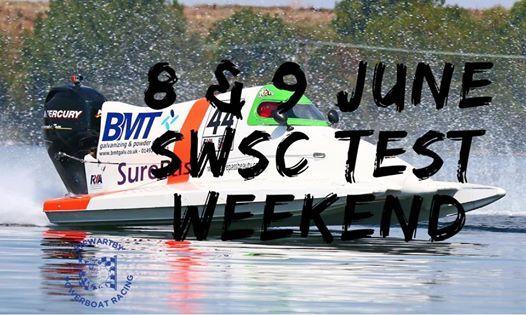 SWSC Test Weekend
