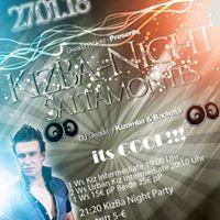KIzBa Night in Saltamontes  Ws Kiz &amp UrbanKiz mit Daniel
