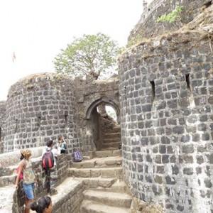 Trek to Tikona Fort on 27th May 2018