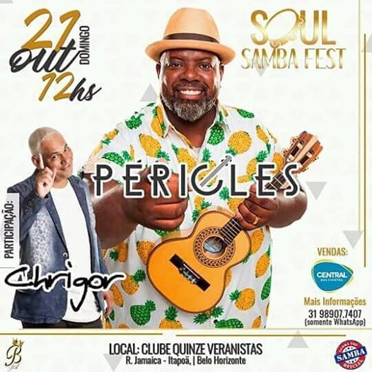 Soul Samba Fest