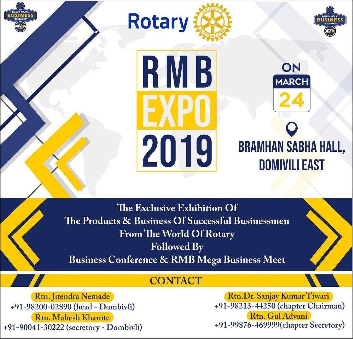 RMB EXPO 2019