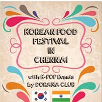 Korean Food Festival at EA Mall - Chennai