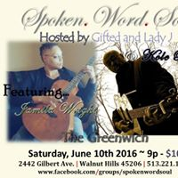 SpokenWordSoul Presents - Jamila Wright and Kole Black