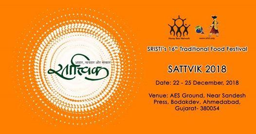 Sattvik - 16th Traditional Food Festival