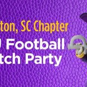 ECU vs. Memphis Watch Party (GAME TIME TBD)