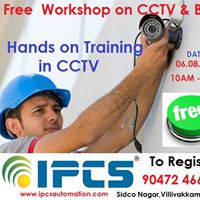 Free Workshop on CCTV and BMS