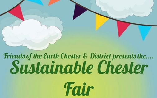 Sustainable Chester Fair - free entry book your ticket now