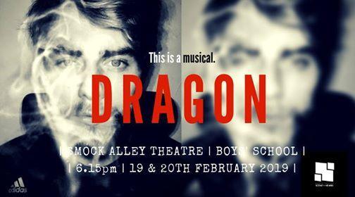 Dragon at Scene & Heard
