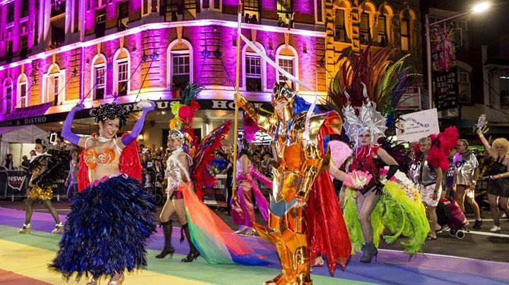 Sydney Gay & Lesbian Mardi Gras 2019