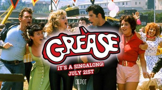 Grease - Its A Sing A Long