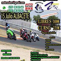 Rodada Albacete 15 Julio