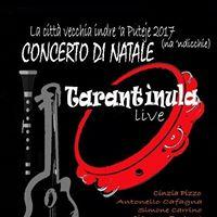 Tarantnula LIVE Musiche tradizionali tarantine e del Sud