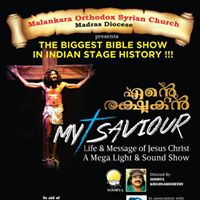 My Saviour - Biggest Biblical Show
