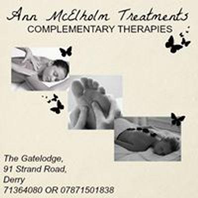 Ann McElholm Treatments - AME Treatments