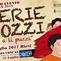 Osterie Dei Pozzi 2017