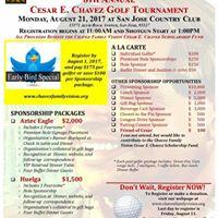 Chavez Family Vision Annual Golf Tournamnet