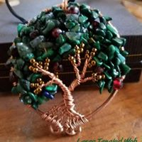Tree Of Life Wire Wrapping Class