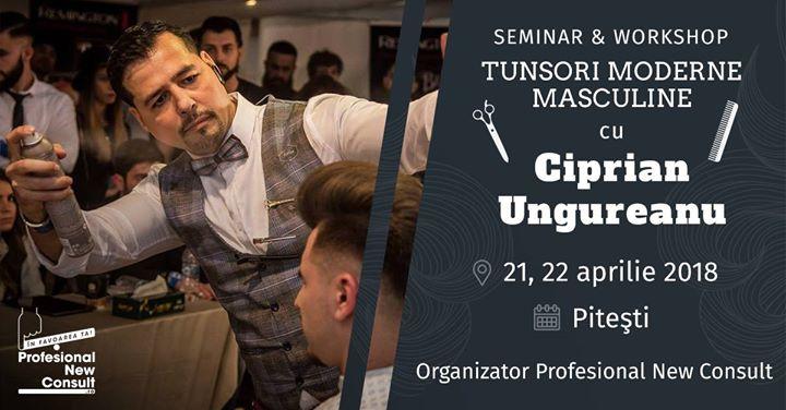 Tunsori moderne by Cirpian Ungureanu