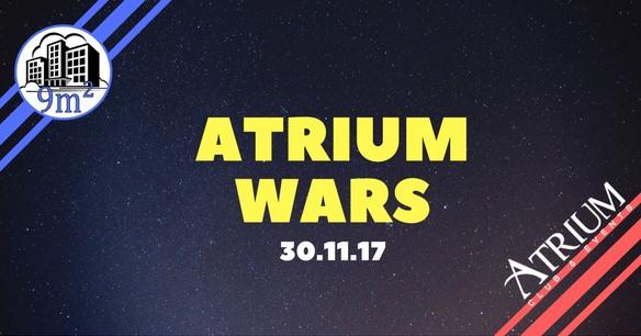 Atrium Wars by 9m2