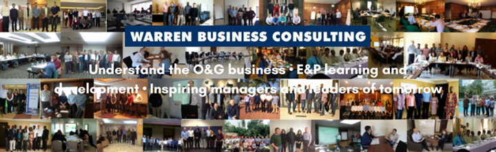 The 3 Day MBA in Oil & Gas - Singapore