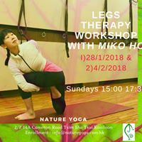 Happy Legs Therapy Workshop