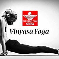 Open Day Vinyasa Yoga con Lamia Barbara - si replica