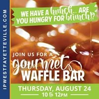 Gourmet Waffle Bar