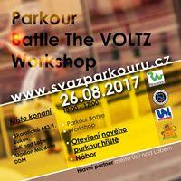 Parkour Battle The VOLTZ Workshop