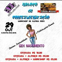 Almoo De Confraternizao Samba Rock DRaiz