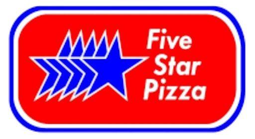 Five Star Pizza Ribbon Cutting At Five Star Pizza294 N Nova Road