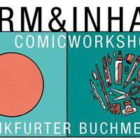 Form &amp Inhalt - Comic Workshop