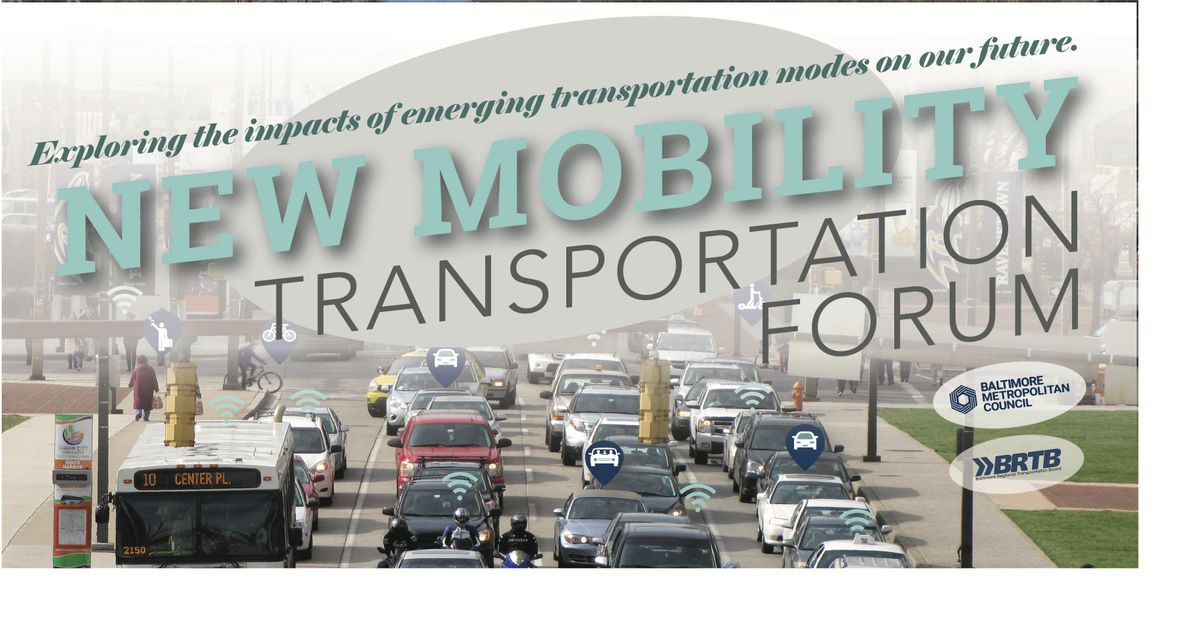 NEW MOBILITY TRANSPORTATION FORUM