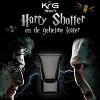 SV t KAG presents Harry shotter en de geheime kater